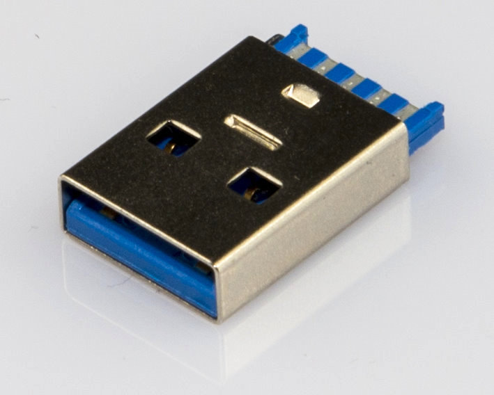 USB 3.0 A/M Short Body